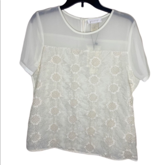 MM Couture Tops - NWT MM Couture by Miss Me Floral Blouse